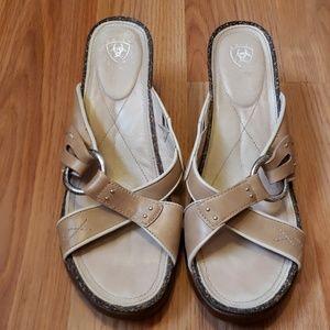 New Ariat sandals 8.5